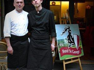 L'agneau et le beouf St Georges pour le amateurs de viande