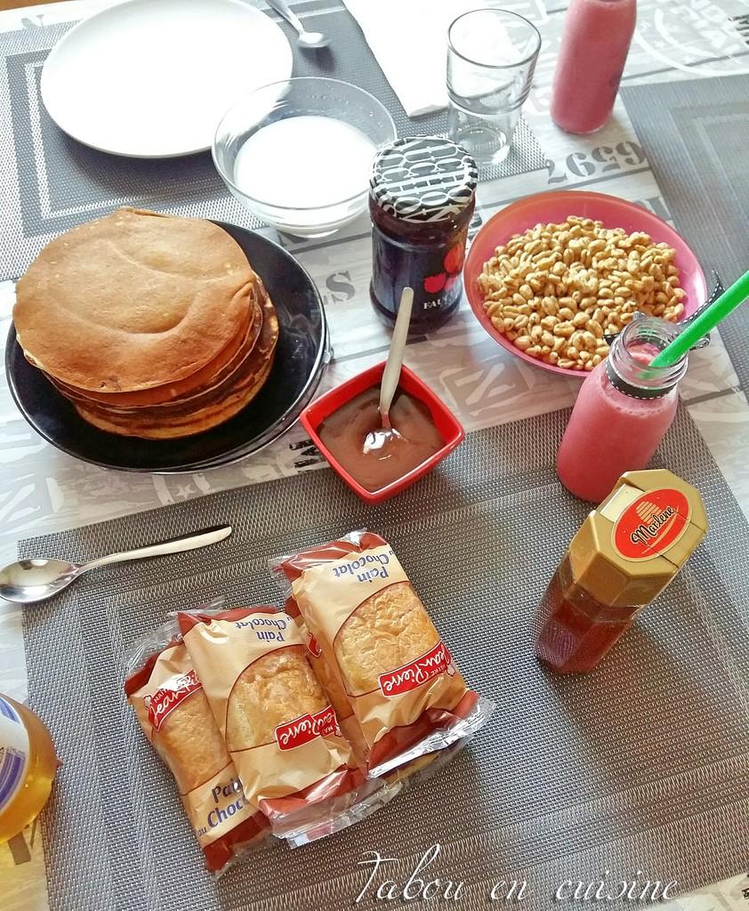 Pancakes facile
